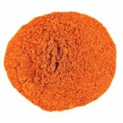 Habanero orange blob powder
