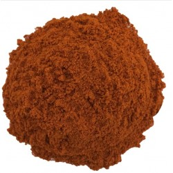 Jalapeño brown powder